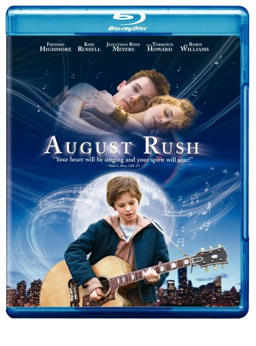 Cover art for  August Rush [Blu-ray]