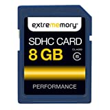 "Extrememory Performance Class 6 SDHC 8GB Speicherkartevon ""Extrememory"""