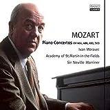 Mozart: Piano Concertos KV 466,488,491,