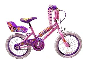 Disney Princess Bikes 16 Inch Disney Princess Girls Bike