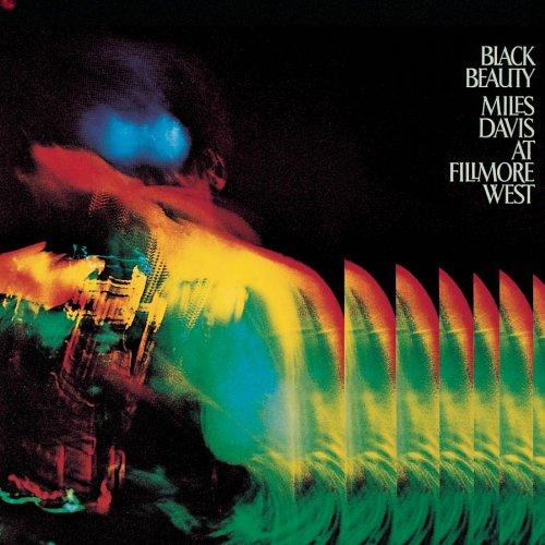 Black Beauty: Miles Davis at Fillmore West artwork