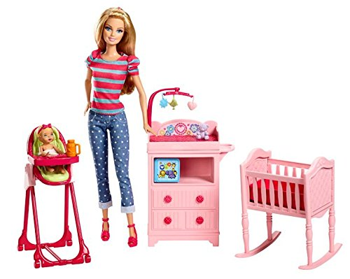 Barbie Careers Babysitter Discontinued Manufacturer
