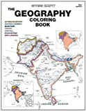 img - for Geography Coloring Book (3rd Edition) book / textbook / text book