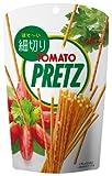グリコ 細切りプリッツ<トマト> 48g×10個