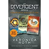 The Divergent Series Complete Collection ~ Veronica Roth