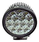6KLED 342S Universal 42w LED Spot light round off road lighting 12volt 24volt off road 4x4 quad atv lighting Can-Am Rhino Polaris Lightings
