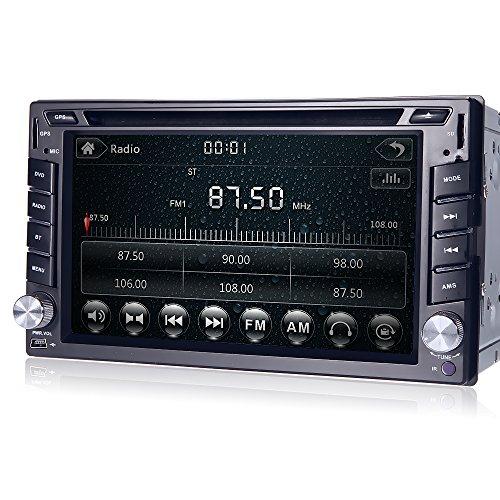 Navihouse GPS Navigation Car DVD Player 6.2