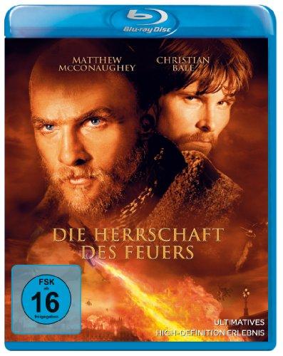 Die Herrschaft des Feuers [Blu-ray]