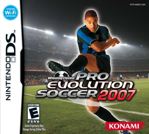 Winning Eleven: Pro Evolution Soccer 2007 - Nintendo DS - 1