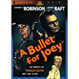 A Bullet for Joey (MGM Film Noir) ~ Edward G. Robinson
