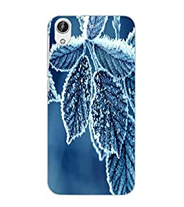 HTC DESIRE 626 LEAFES Back Cover by PRINTSWAG