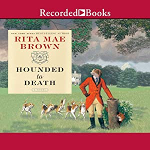 Hounded to Death Audiobook