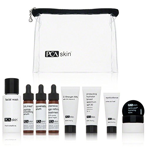 Pca Skin The Age Control Oily Solution Kit Trial Size 8 Piece