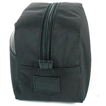 Alpine Swiss Hudson Mens Travel Leather Bag 2