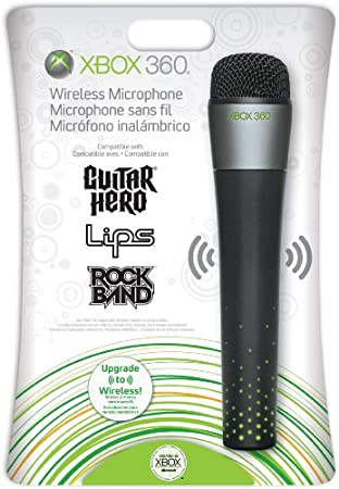 Xbox 360 Wireless Microphone