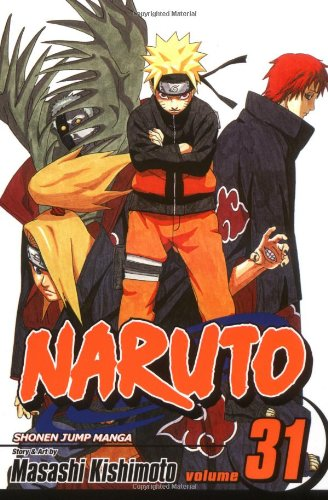 NARUTO -ナルト- コミック31巻 (英語版)