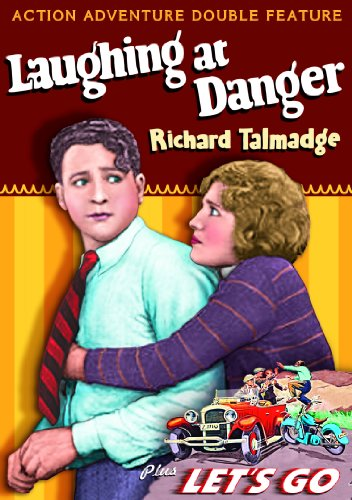 Laughing at Danger / Lets Go [DVD] [1923] [Region 1] [US Import] [NTSC]