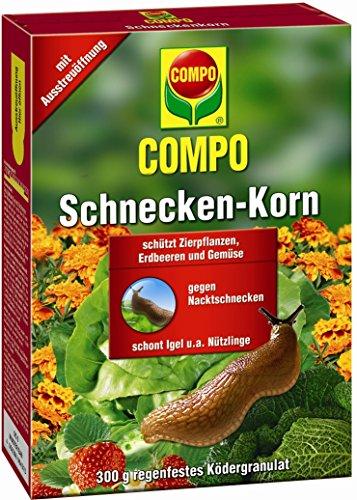 Compo 20332 Schnecken-Korn 300 g