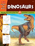 img - for Dinosaurs (Learn to Draw) book / textbook / text book