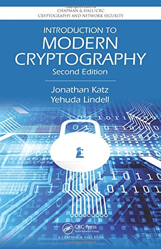 Introduction to Modern Cryptography, Second Edition (Chapman & Hall/CRC Cryptography and Network Security Series) PDF