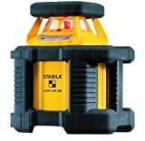 Stabila LAR200 Self Levelling Auto Rotation Laser & REC300 Receiver STBLAR200