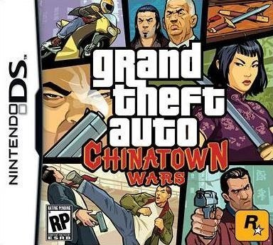 GTA : China Town wars