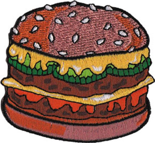Application Burger Patch