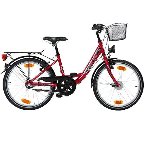 bbf sonstige 20 zoll m dchen fahrrad atb bbf yak stvzo. Black Bedroom Furniture Sets. Home Design Ideas