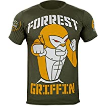 Forrest Griffin Hall of Fame MMA T-Shirt - X-Large