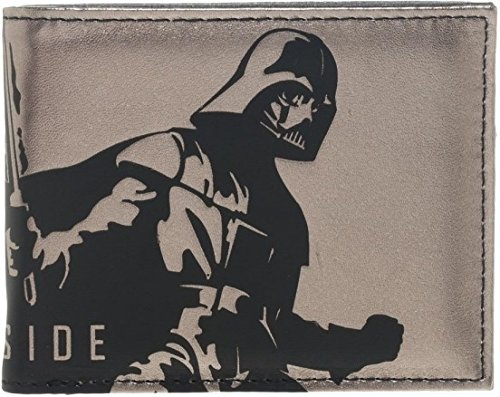 Star Wars Dark Lord Darth Vader Bi-Fold Wallet