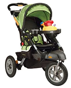 Jeep Liberty Limited Urban Terrain Stroller, Spark