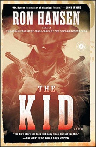 The Kid A Novel [Hansen, Ron] (Tapa Blanda)