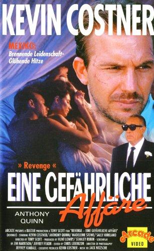 Eine gefährliche Affäre - Revenge [VHS]
