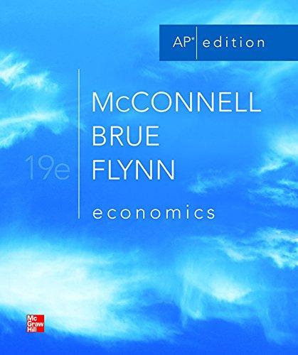 Macroeconomics Principles Problems & Policies