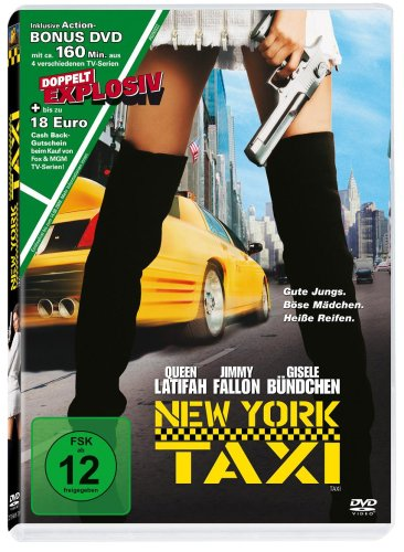 New York Taxi (+ Bonus DVD TV-Serien)
