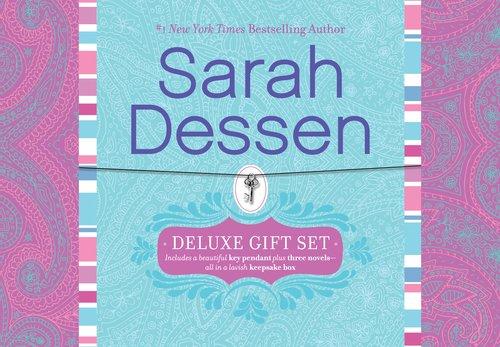 Sarah Dessen Deluxe Gift Set (3 Books + Keepsake Charm)