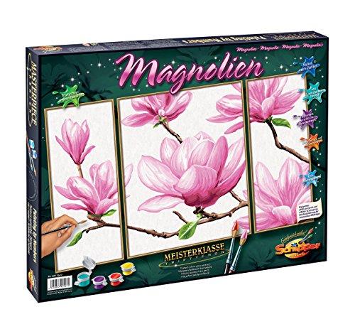 Schipper Magnolias Paint-By-Number