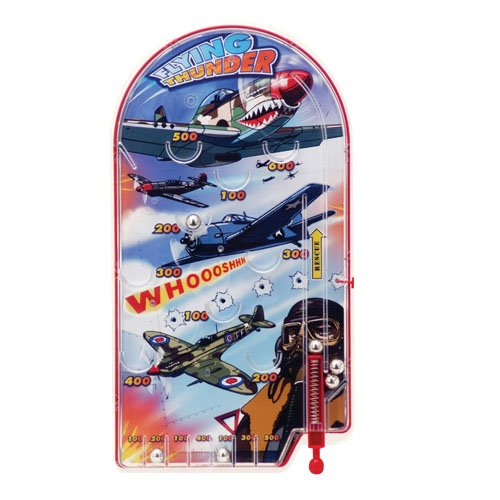 Flying Thunder Pin Ball