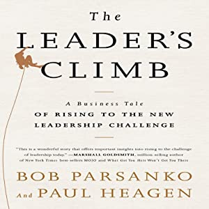 The Leader's Climb Audiobook