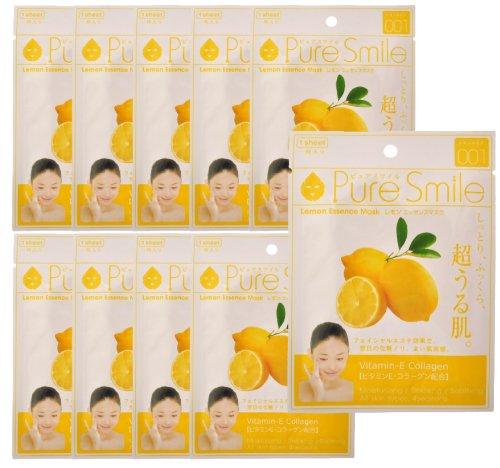 ピュアスマイルレモン 10枚パック