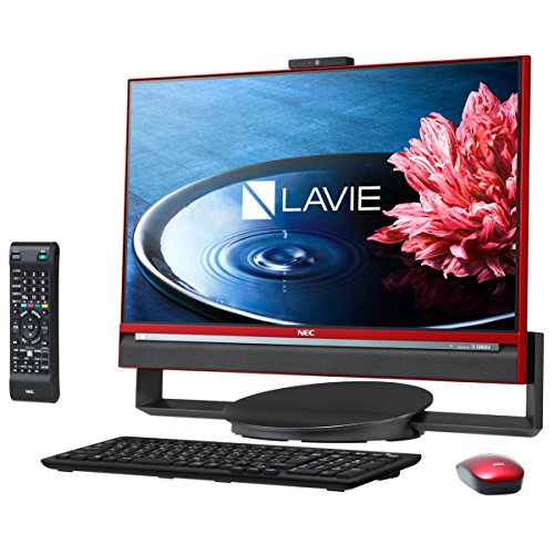 LAVIE Desk All-in-one DA770/BAR PC-DA770BAR