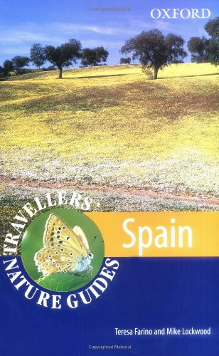 Spain: Travellers' Nature Guide (Nature Guides)