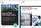 Cisco CCENT Mind Share Game and Interconnecting Cisco Network Devices, Part 1 (ICND1) Bundle (4th Edition) (Practical Studies)