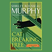 Cat Breaking Free   Shirley Rousseau Murphy