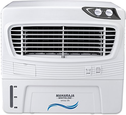 Maharaja Whiteline Arrow Dlx CO-124 50 Litres Air Cooler