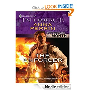 The Enforcer (Harlequin Intrigue) Anna Perrin