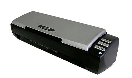 Plustek MobileOffice AD450 Scanner de documents Recto-verso Legal 600 ppp jusqu'à 9 ppm (mono) / jusqu'à 6 ppm (couleur) Chargeur automatique de documents ( 20 feuilles ) Hi-Speed USB