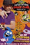 Cartoon Network Dance Club Vol. 1 Tanzen mit D! [DVD]