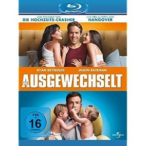 Wie ausgewechselt (Blu-ray)