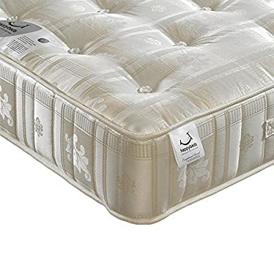 Happy Beds Majestic 1000 Pocket Sprung Orthopaedic Mattress